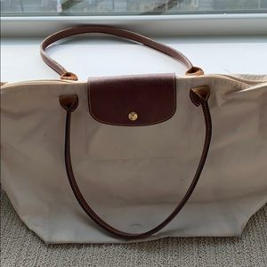 Longchamp La Pliage large tote